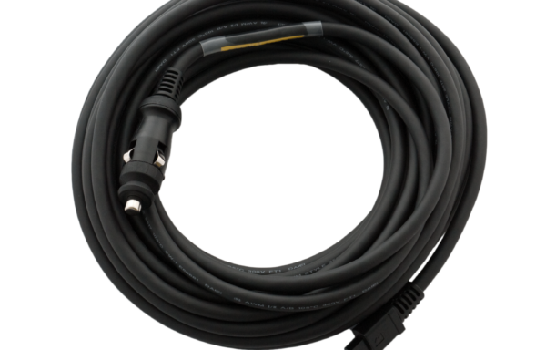 Vehicle DC power cord for T-55 and T-71 series splicers