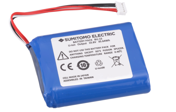 Batteries for T-400S splicers