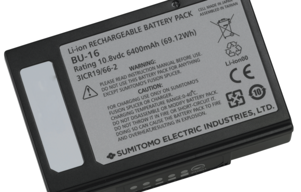 Batteries for T-72 series splicers