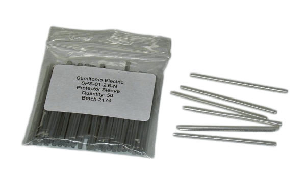 Splice protection sleeves
